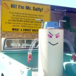 2008 Mr. SALTY at a Regional Water Quality Board Meeting.Sacramento, CA April 17 2008.